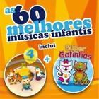 60 Melhores Musicas Infantis-V/A -3Cd- (US IMPORT) CD NEW