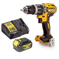 Dewalt DCD796N 18v XR Brushless Compact Combi Drill + 1 x 4Ah Battery & Charger