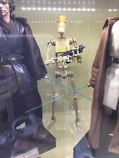 Hot Toys Sideshow Star Wars Battledroid Clone Wars