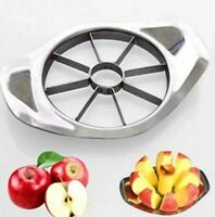 Coupe Pomme en 8 Inox Trancheuse Pomme quartiers Stainless Steel Apple Slicer 8