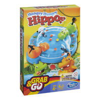 Hungry Hungry Hippos Grab and Go Travel Size Game NEW