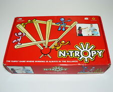 N-TROPY BALANCE GAME  TADPOLE GAMES 2004 – RARE BALANCE GAME ENTROPY