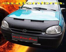 Holden SB Barina Vauxhall Chevrolet Opel Corsa B CUSTOM CAR HOOD BONNET BRA MASK