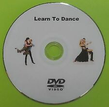 Learn To Dance DVD Tutorial For Beginners