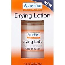 Acne Free Clear Skin Drying Lotion Salicylic Acid 1.0% Rare Htf Free Shipping Us