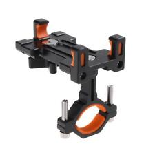 Aluminum Alloy Mobile Phone Holder Bracket Mount for Motorcycle Bicycle MTB