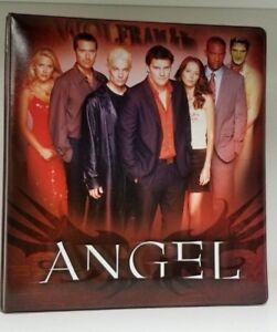 The Angel Season 5 Collectible Trading Card Binder Album