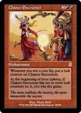 Red Odyssey Mtg Magic Rare 4x x4 4 Molten Influence