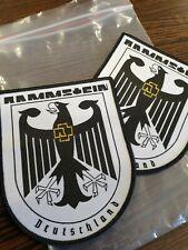 Rammstein - Aufnäher Patch
