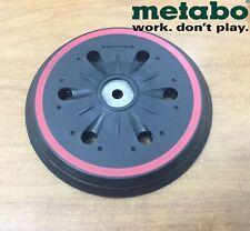 Platorello a velcro ø 150 mm per levigatrice METABO SXE 450 Ricambio originale