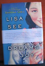 Dreams of Joy by Lisa See 2011 HCDC - First Edition - China 1950s