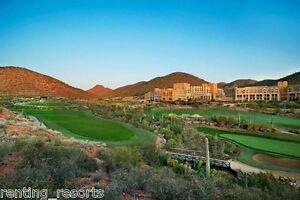 Starr Pass Golf Suites Tucson AZ  Mar Apr May April - 1 bdrm Arizona