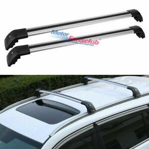 M-Way MProfile Aluminium Lockable Roof Rails Car Roof Bars for BMW X3 2014 on