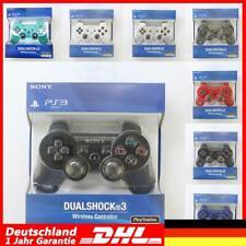 Sony PlayStation 3 PS3 Dualshock3 Wireless Controller WEIß Schwarz Camo DE