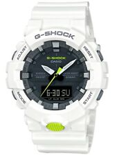 Casio G-Shock * GA800SC-7A Midsize Anadigi White Resin Watch COD PayPal
