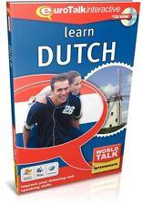 EuroTalk Computer Software in Dutch