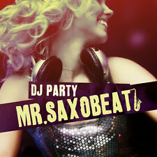 DJ Party - Mr. Saxobeat [New CD] Manufactured On Demand