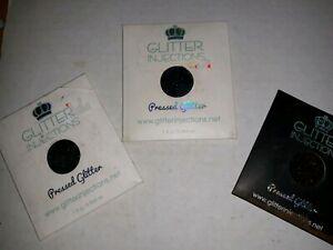 Glitter Injections 3pc Lot Pressed Glitter NIP