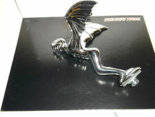 Carretera Hawk Cromo Diablo Ornamento Fender De Montaje bc31591-T