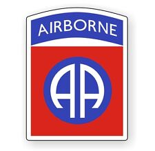 82nd Airborne Division Hard Hat Decal / Sticker Military United States Army 82