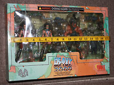 MOORE COLLECTIBLES HEAVY METAL 2000 4 FIGURE EXCLUSIVE BOX SET Tower Records