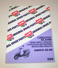 Teilekatalog Motorroller Aprilia Amico 50-90 !