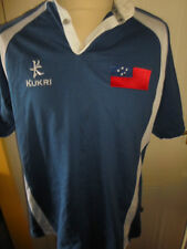 2008 Samoa USA Rugby 7's Rugby Union  Shirt Size Large Adults (31182)