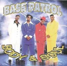 New: Bass Patrol: Body and Soul  Audio Cassette
