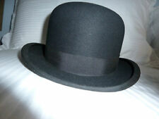 c5101b7edbc Vintage - Knox Premier Black Felt Hard Men s Bowler Derby - Size 7
