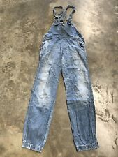 womens dungarees size 10 UK R Marks Jeans Blue