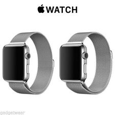 Apple Stainless Steel Wristwatch Straps