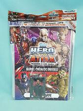 Topps Hero Attax civil était 2016 numéros classeur NOUVEAU & OVP Marvel