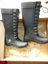 Timberland Wellies Shoes Boots Waterproof  Stable  Welfleet  Black  UK-4, EUR-37