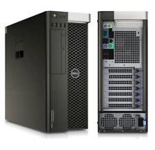Dell Precision T5610 Xeon E5-2650 v2 2.6ghz Hex Core / 16gb / 1Tb / Win10