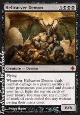 Hellcarver Demon // Foil // NM // Rise of the Eldrazi // engl. // Magic