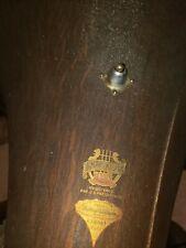 Music Masters Edison Wood Horn / Rare / Speaker / Original Condition