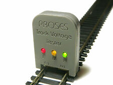 Bachmann On30  / HO / N Scales Track Voltage Tester 39012