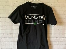 Monster Energy T Shirt Size Small