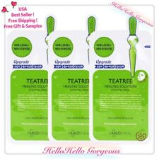 MediHeal Teatree Healing solution Essential Mask/10Pcs Free Gifts! & US-Seller!