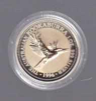 1996 $1 Kookaburra oz One ounce 1oz  Silver Coin Perth Mint Australia