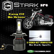 1x 36W 4000LM Seoul LED Motorcycle Headlight Hi Lo Kit 6000K Bulb - H4 HS1 9003