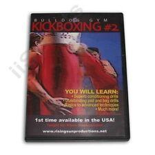 German Bulldog Gym Karate Kickboxing Fighting #2 Dvd Klaus Nonnemacher thai New