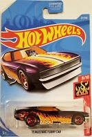 Hot Wheels - 2019 HW Flames 8/10 '71 Mustang Funny Car 57/250 (BBFYC43)