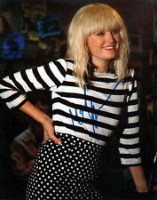 MALIN AKERMAN.. as Debbie Harry (CBGB) SIGNED