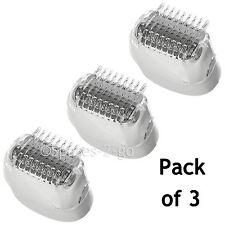 Braun AUTENTICO SILK-EPIL 5 7 Epilatore Rasoio Testa SE5780 SE7280 SE7681 SE7871 x 3