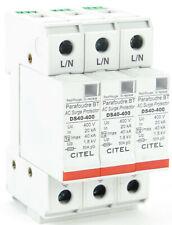 Citel DS40-400 Surge Protector 3-Pole 40-Amp