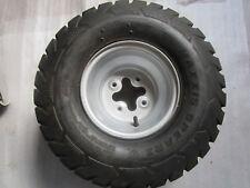 E-ton exl 150 Viper rueda trasera llanta trasera izquierda + neumáticos