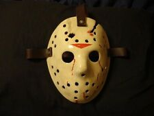 Jason 6 Bullet Hole Friday 13th Hockey HALLOWEEN  prop Horror masks Replica **