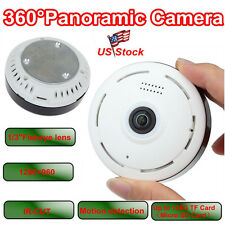 360 Degree 960P WIFI Wireless IP CCTV P2P Security Network  Cam Night Vision US!
