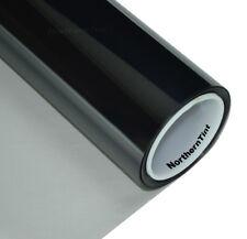 "10""x10' Window Tint Roll 70% vlt Very Light Ch. Black High Performance Car Film"